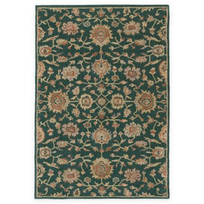 Artistic Weavers Origin Abigail 5-Foot x 7-Foot 6-Inch Area Rug in Emerald