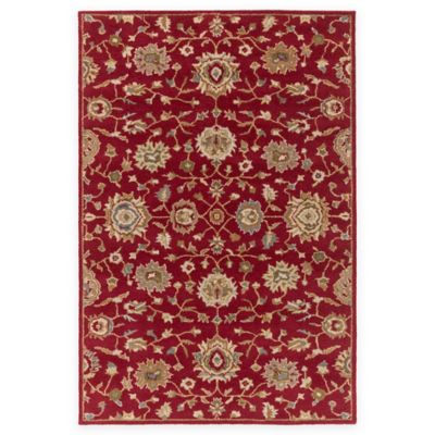 Artistic Weavers Origin Abigail 5-Foot x 7-Foot 6-Inch Area Rug in Red