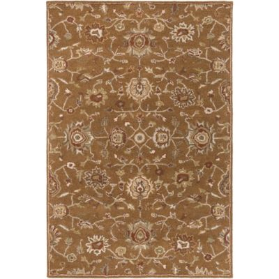 Artistic Weavers Origin Abigail 7-Foot 6-Inch x 9-Foot 6-Inch Area Rug in Olive