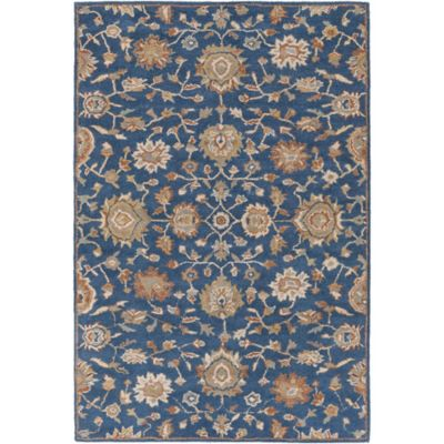 Artistic Weavers Origin Abigail 7-Foot 6-Inch x 9-Foot 6-Inch Area Rug in Blue