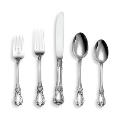 Towle® Silversmiths Old Master® Sterling Silver Flatware 5-Piece Place Setting