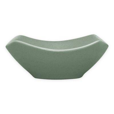 Colorwave Medium Square Bowl in Green