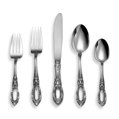 Towle® Silversmiths King Richard® Sterling Silver Flatware 5-Piece Place Setting
