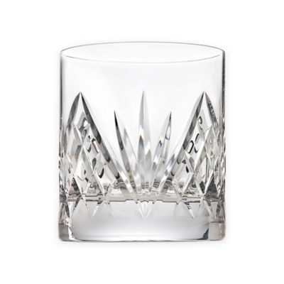Godinger Dublin Reserve Crystal Double Old Fashioned Glass (Set of 4)