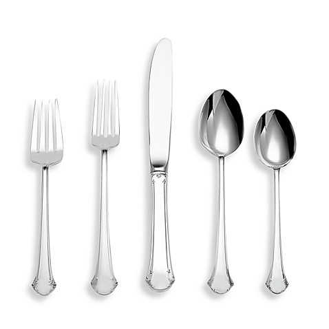 Towle® Silversmiths Chippendale® Sterling Silver Flatware 5-Piece Place Setting