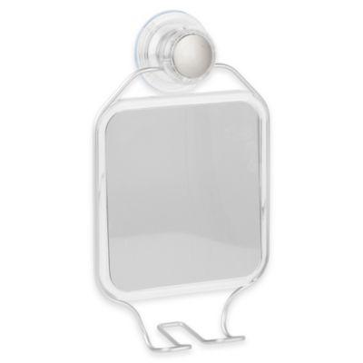 Fog-Free Suction Mirror