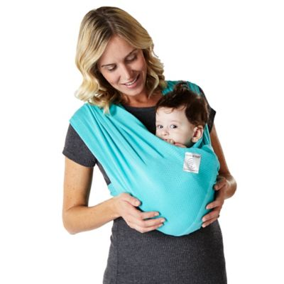 Baby K'tan® Breeze Large Baby Carrier in Teal