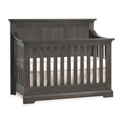 Muniré Jackson 4-in-1 Convertible Crib in Granite