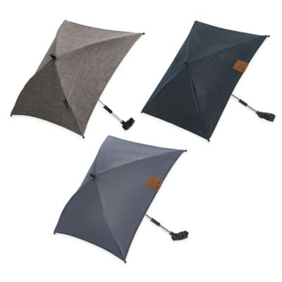 Mutsy Evo Stroller Umbrella in Industrial Grey