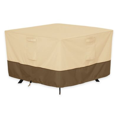 Classic Accessories® Veranda Medium Square Patio Table Outdoor Cover