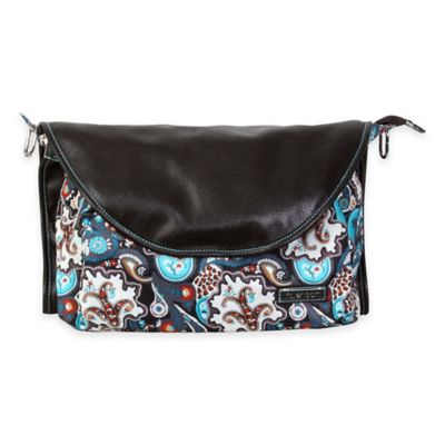 Kalencom® Sidekick Diaper Bag in Safari Paisley