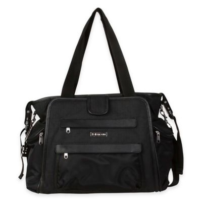 Kalencom® Nola Tote Diaper Bag in Black