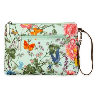 Kalencom® Diaper Clutch in Springtime
