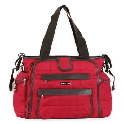 Kalencom® Nola Featherweight Quilted Tote Diaper Bag in Vivacious