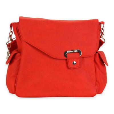 Kalencom® Ozz Messenger Bag in Red