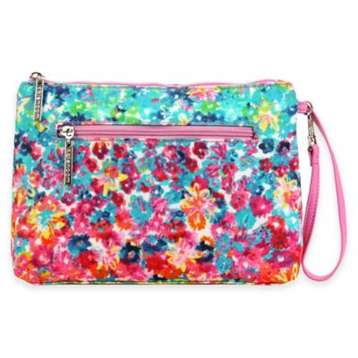 Kalencom® Diaper Clutch in Flower Fields