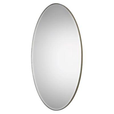Uttermost 24.13-Inch x 48.12-Inch Petra Mirror