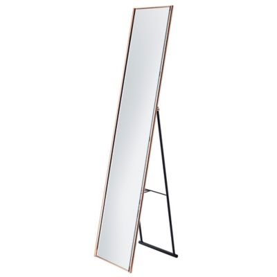 Adesso® 13.5-Inch x 59-Inch Alice Floor Mirror in Copper