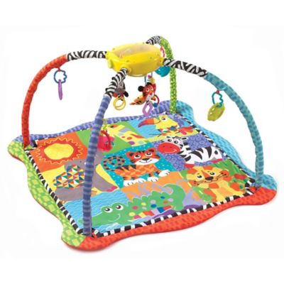 Whats New > Playgro™ App-Play-Gro Zoo Activity Gym