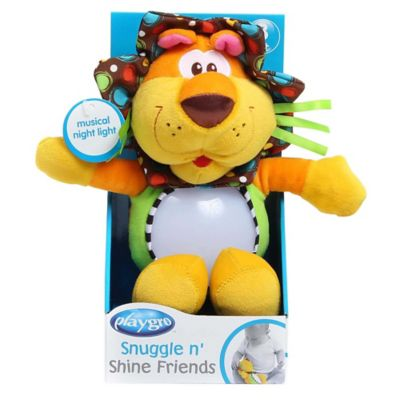 Playgro™ Snuggle n' Shine Lion Night Light