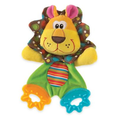 Playgro™ Roary Lion Teething Blankie