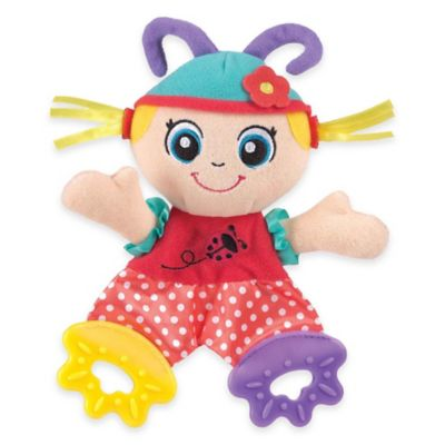 Playgro™ Lulu Ladybird Teething Blankie