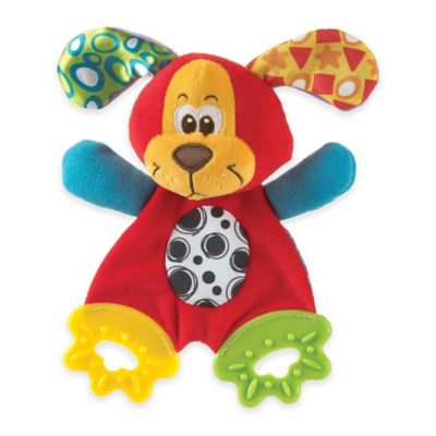 Playgro™ Pookie Puppy Teething Blankie