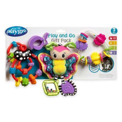 Playgro Rattles & Teethers