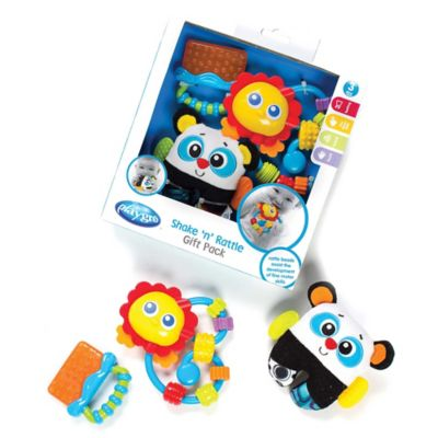 Playgro™ Shake and Rattle Gift Pack in Blue
