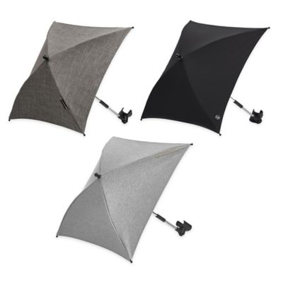 Mutsy Igo Stroller Umbrella in Pure Fog