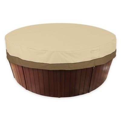 Classic Accessories® Veranda Round Hot Tub Cover