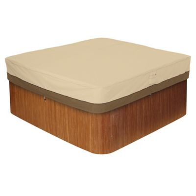 Classic Accessories® Veranda Large Square Hot Tub Cover