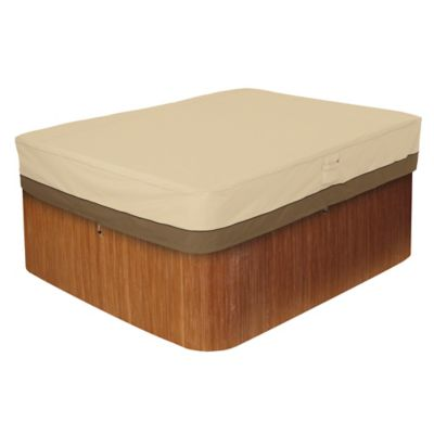 Classic Accessories® Veranda Medium Rectangle Hot Tub Cover