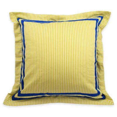 Waverly® Charmed European Pillow Sham in Gardenia