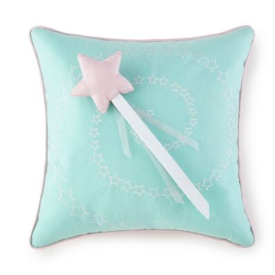 Frank and Lulu Star Light Interactive Throw Pillow