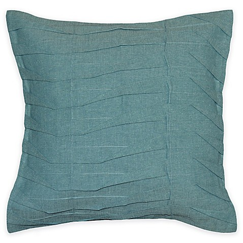 20 Inch Square Decorative Pillows : Buy Z-Lines 20-Inch Square Throw Pillow in Teal from Bed Bath & Beyond