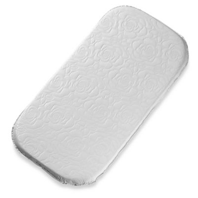 Oval Bassinet Pad by Colgate