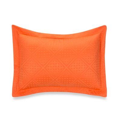 Glenna Jean Lilly & Flo Large Pillow Sham