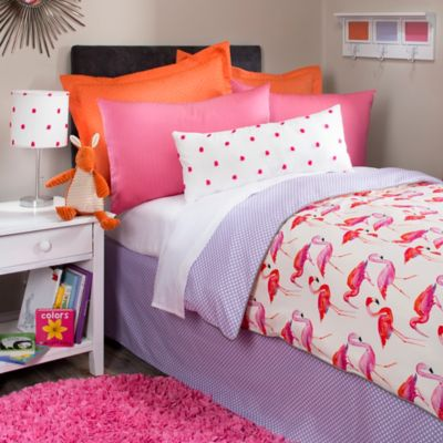 Glenna Jean Lilly & Flo Twin Duvet Cover