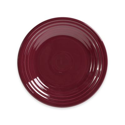 Fiesta® Luncheon Plate in Claret