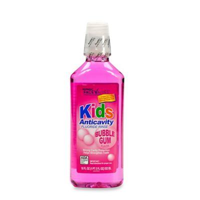 Alcohol Free Fluoride Rinse