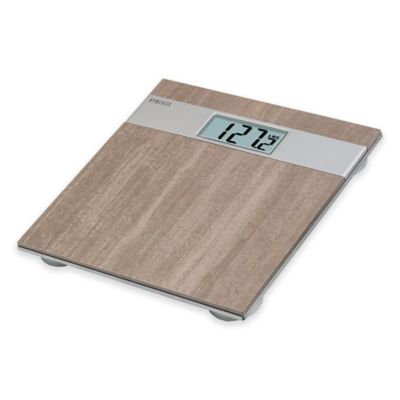 HoMedics® Gray Stone Digital Bath Scale