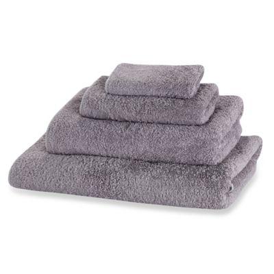 Europe's Finest Egyptian Cotton Bath Towel in Smoke