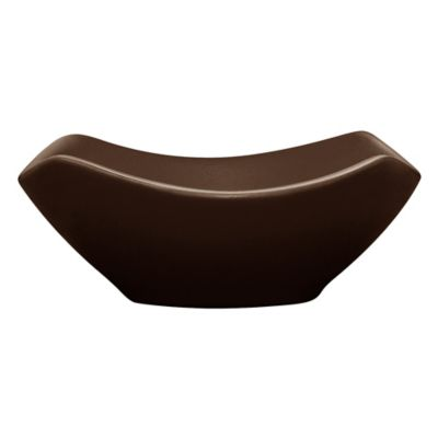 Chocolate Square Bowl