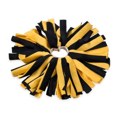 Pom ID Luggage Identifier in Black/Yellow