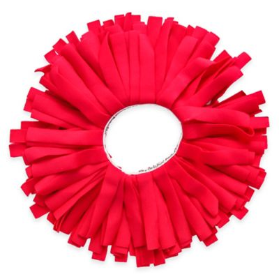Pom ID Luggage Identifier in Red