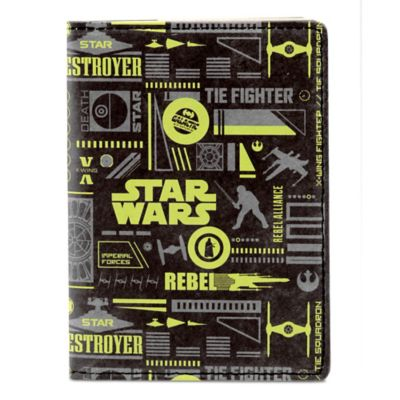 Star Wars Symbols Mighty Passport Cover