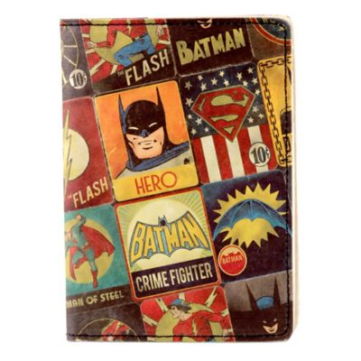 Justice League Mighty Passport Cover