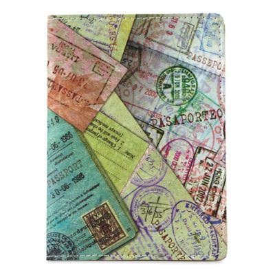 Stamps Mighty Passport Cover