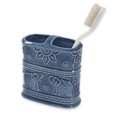 Zanzibar Toothbrush Holder
